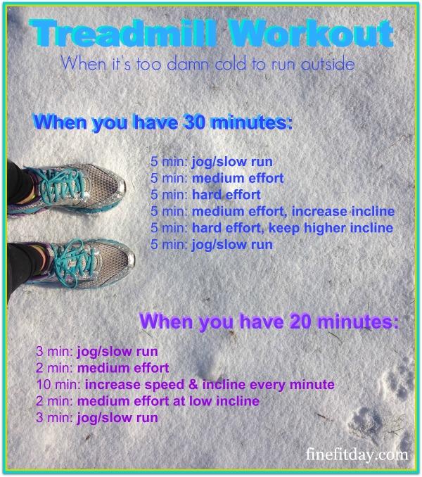 treadmill target hr