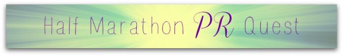 Half Marathon PR Quest