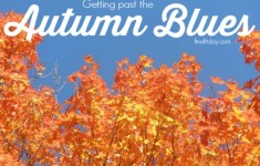 Getting Past the Autumn Blues