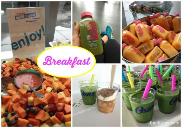 #FitBlogNYC - 2014 Fitness Magazine Blogger Meet & Tweet