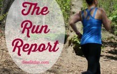 The Run Report - very little running and a whole lotta link love