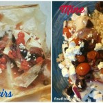 What I've Been Cooking - Cod with Tomato, Onion, Olives & Feta
