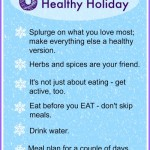 6 Tips for Planning a Healthy Holiday