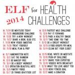 Elf 4 Health 2014