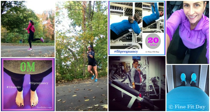Fine Fit Pregnancy - Halfway There!