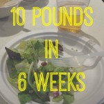 The Quest to Lose 10 Pounds in 6 Weeks - Week Two
