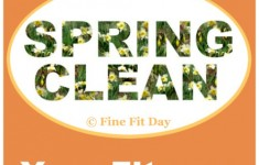10 Ways to Spring Clean Your Fitness Routine. It's the perfect time of year to reassess your fitness goals, change up your workout and start seeing results again. 10 tips to make your workout more effective and fun!