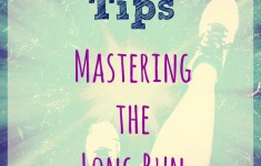 Running Tips - Mastering the Long Run. Whether you love to run long, or distance running is a necessary evil for you, check out these 8 tips to make your next long run a successful workout in your training program!