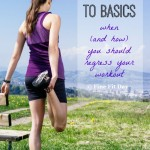 When (and how) You Should Regress Your Workout. Personal trainer insight on when (and why) it's a good idea to regress your workout and get back to basics.