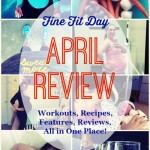 What Went On in April