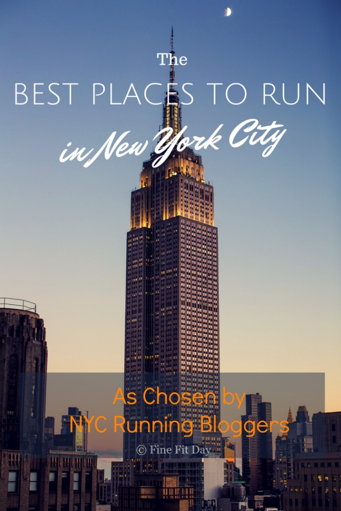 The Best Running Routes In NYC