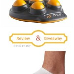 Running and Rolling: Moji Foot Review and Giveaway. For runners with sore or tired arches, plantar fascitis, or just looking for a good post long run foot massage, check out this review of the portable, lightweight Moji Foot massager.