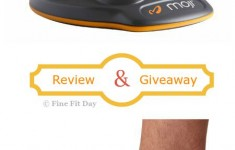 Running and Rolling: Moji Foot Review and Giveaway