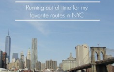 The Run Report: Running Bucket List for NYC
