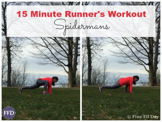 15 Minute Strength Workout for Runners. When you don't have a lot of time for strength training exercise, sometimes squeezing in a short workout routine can make all the difference to keeping you strong and injury-free. Try this quick circuit during your run, in the gym, or even as an at-home workout. | fitness | running | marathon training | half marathon training | strength training routine |