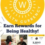 Your Reward for a Healthy Lifestyle - Wellcoin. The ultimate social media site for any fitness lover - you just post photos of your meal, recipe, workout, family time, or anything healthy and earn points that can be redeemed for rewards or charitable donations! This is such an awesome app.