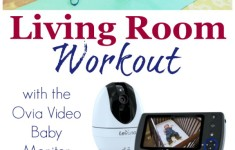 Sshh! The Baby's Sleeping Living Room Workout