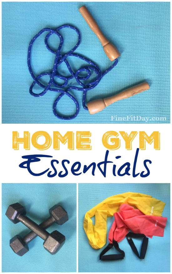 Home gym essentials the best gear for working out at