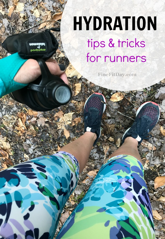 Run It - Hydration tips and tricks for runners